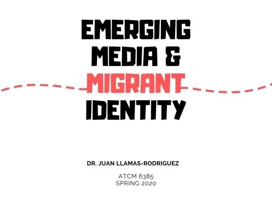 EMERGING MEDIA & IDENTITY